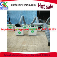 The factory produces smoke and dust purifying device welding smoke purifier