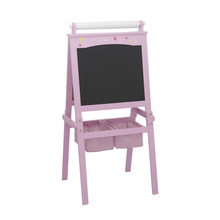 Good quality kids wood easel drawing painting stand