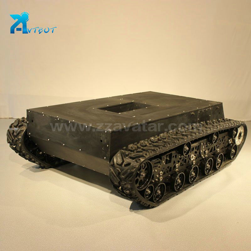 High quality & best price omni wheel mobile robot platform directional off-road chassis for sale
