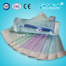 Disposable Paper Plastic See Through Sterilization Pouch Package