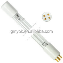 GPH843T5VH/4P high output ozone 41w 843mm single ended 4pins 185nm 254nm UVC germicidal lamp