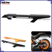 BJ-CGC-KT001 Motorcycle CNC Panel Shield Fairing Cowl Protector Chain Guard Cover for KTM Duke125 200