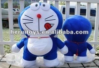 hot sell 2012 new doraemon plush toy