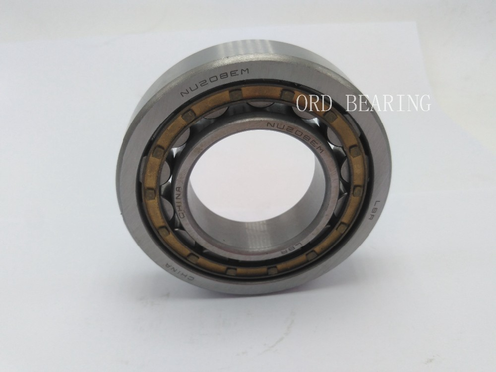high strength double row short cylindrical roller bearing NU204 at large stock