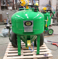 soda blasting machine