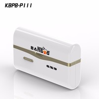 2017 single use power bank CE charger mini size with OEM package