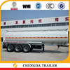 China cheap oil tanker and good quality oil tank truck trailer fuel tank price