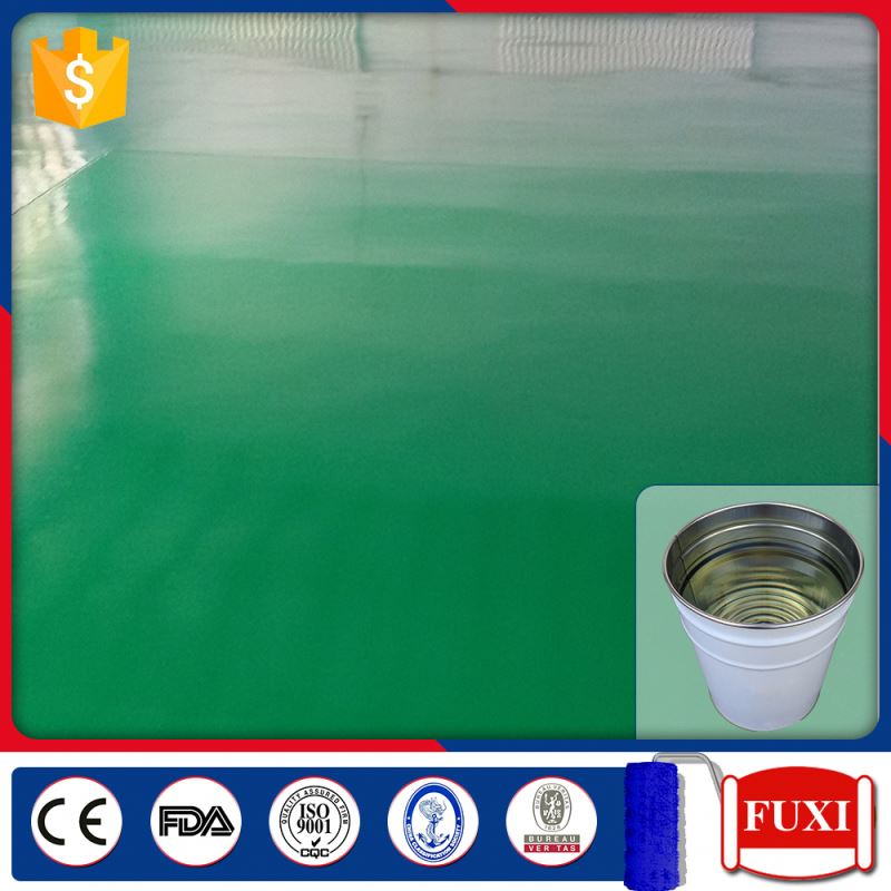 China Wholesale Water-Based Solvent Epoxy Self-leveling Seal Primer Floor Paint