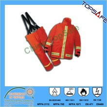 Aramid Fireproof Coverall for Fireman
