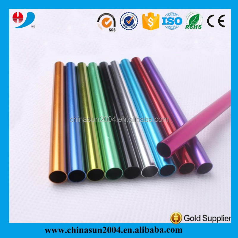 high quality 6000 series extrusion aluminum tube pipes