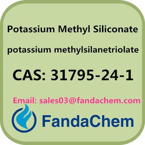 CAS NO.: 31795-24-1 ; Potassium Methyl Siliconate ; potassium methyl silanetriolate