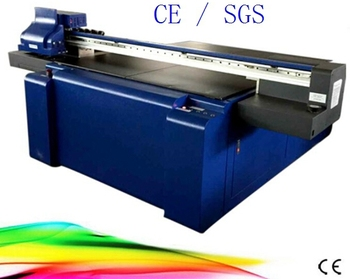 Large Format glass Printer Machine 1330 UV glass Printing Machinery