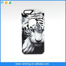 Hot selling cool 2 in 1 animal phone case for samsung c3 for man