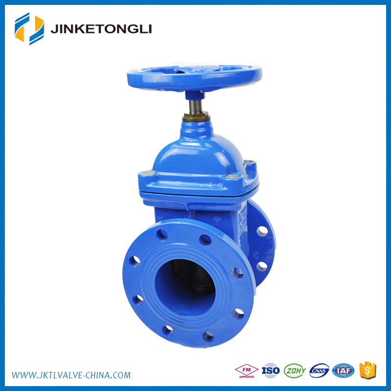 PN25 Manual operated fire protection gate valves
