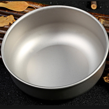 Factory Directly Supply Titanium Bowls/Pan in stock