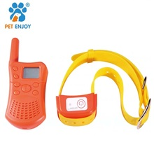 Intelligent remote dog pet training collar video device whit Intercom function dog training voice recorder