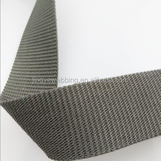 Wholesale polyester tape belt cotton webbing