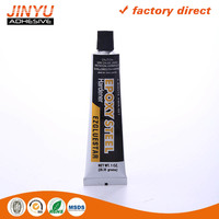 highly adhesive 4 minutes 2 part epoxy adhesive