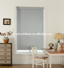Blackout indoor roller blind from sunscreen fabric for home decor