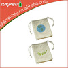 Eco friendly Mini Cotton Fabric Drawstring Bags