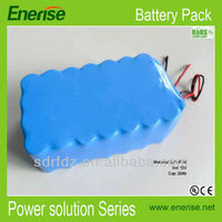 12V 20Ah LiFePO4 Battery for Motor Cycle / Scooter / Golf Trolley