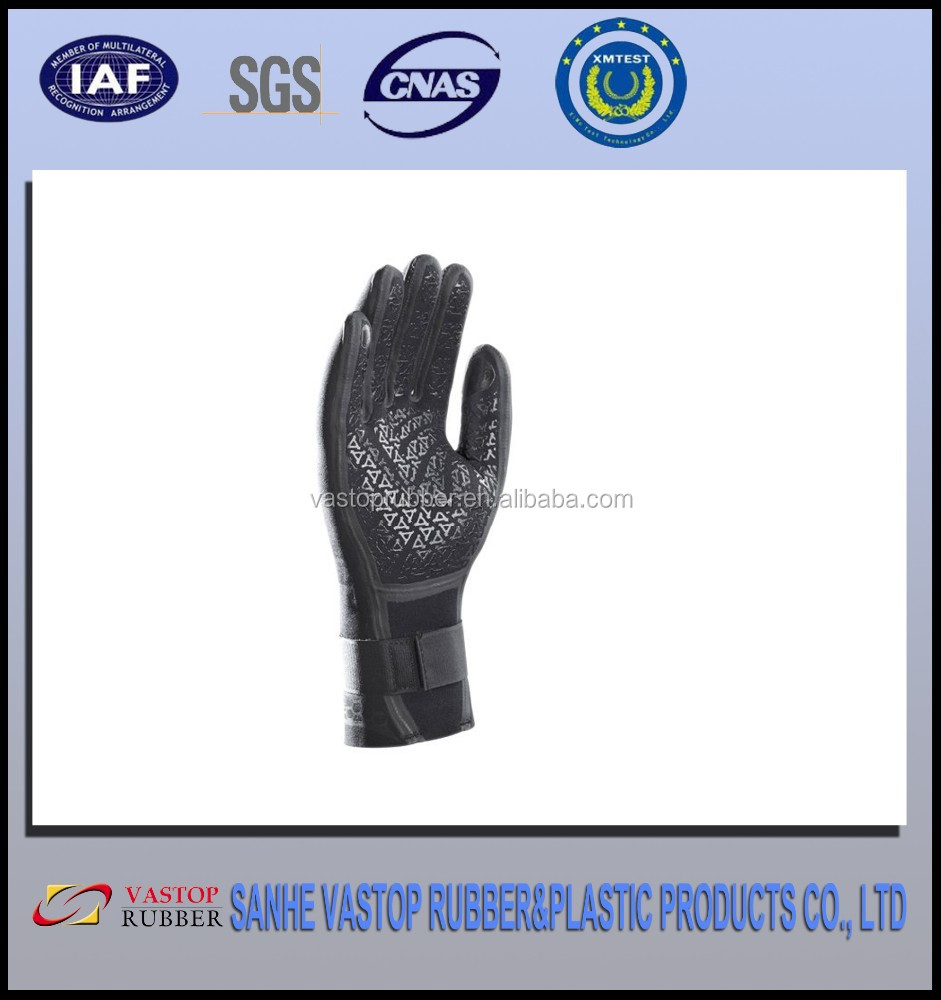 Customized Safty Neoprene Surfing Gloves