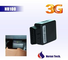 3G WCDMA OBD gps tracking device with mobile app