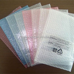 2014 new style Cheap and Good Quality PE air bubble bag/film
