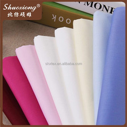 Colorful Polyester Cotton Home And Hotel Bedding Bed Sheet Set