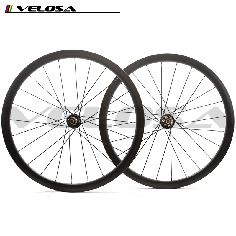 hot saling 2 Years warranty road bike 38mm disc 25mm wide clincher wheel,disc braking wheel 700C wheels with novatec hub