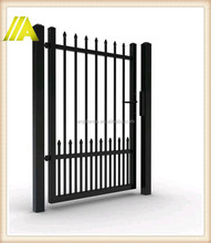 Gates and steel fence design for your house industrial