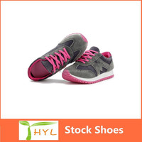 Fujian, Yiwu, Guangzhou sports shoes factory export bulk overstocks brand name cheap sport shoes