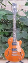HJZT-01 12 string electric jazz guitar