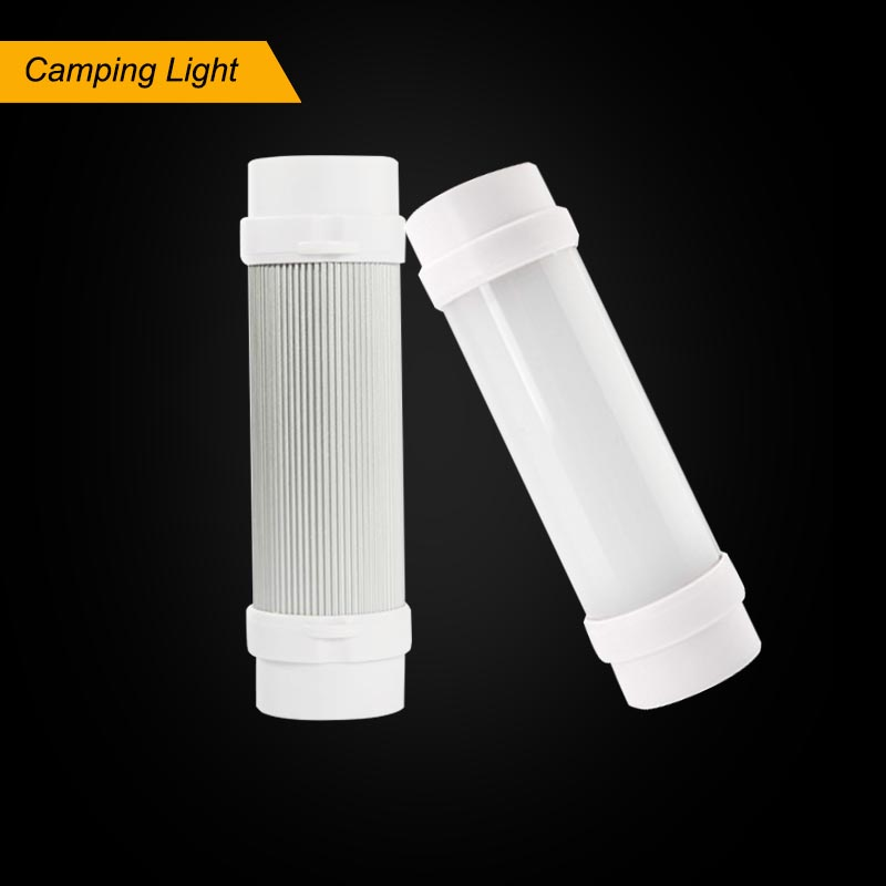 Wholesale led camping emergency car light brightness magnetic function rechargeable camping light USB
