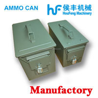 army supplier ammo can with lock