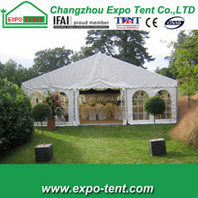 Super quality new professional pvc waterproof 200 seater wedding tent