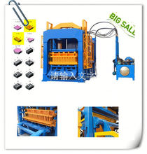 Best selling in alibaba QT4-15 fabrica de ladrillo de arcilla price brick block machine in pakistan