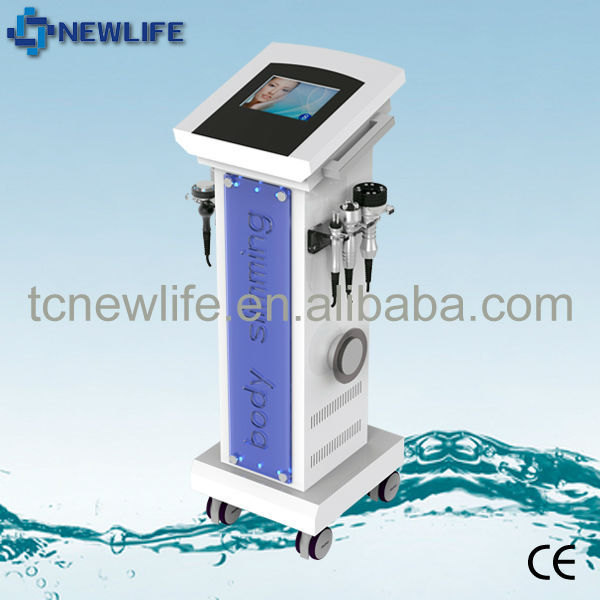 NL-RUV501 5 in 1 RF cavitation cellulite massage/ fat reduce weight loss machine