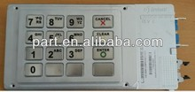 ATM parts ATM machine NCR Red EPP Keyboard 445-0701333(English version)
