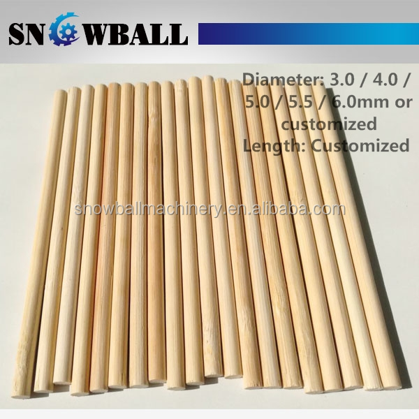 Hot Sale Disposable Bamboo Lolly Stick Popsicle Stick Ice Cream Stick