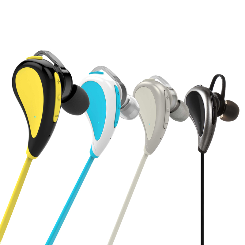 Waterproof Sport Bluetooth 4.0 Earbud Headset For swimming