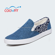 middle east market Best Sellers denim canvas shoe supplier