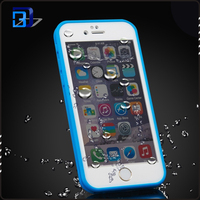 2017 new trending products in alibaba tpu case waterproof cell phone case for iphone 6