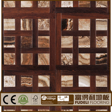 Most popular water resistant wood parquet flooring