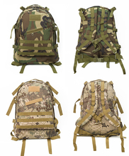 Hot Sale Super High Quality Men Women Outdoor Military Army Tactical Backpack Camping Hiking Trekking Camouflage Bag
