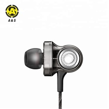 Oem Manufacturers Dual Driver earphone Stereo 3.5Mm Hybrid Headphone For Xiaomi Mi