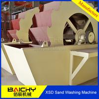 Dewatering Machine, Sand Washing, Silica Sand Washing Machine