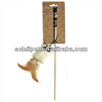 """SUPER NATURAL"" CAT TOY DANGLER"