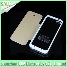 For iphone5 battery charger case has competitive factory price