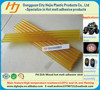 Heat resistant amber yellow rubber hot melt adhesive glue stick